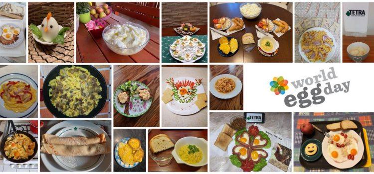 Día Mundial del Huevo – Así celebramos nosotros